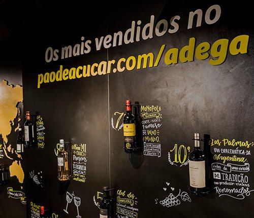 19e4ae05243 Plataforma Pão de Açúcar Adega contempla e-commerce exclusivo com entrega  em todo o Brasil